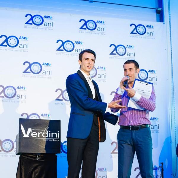 Business Show AMIT Marketing - 20 ani
